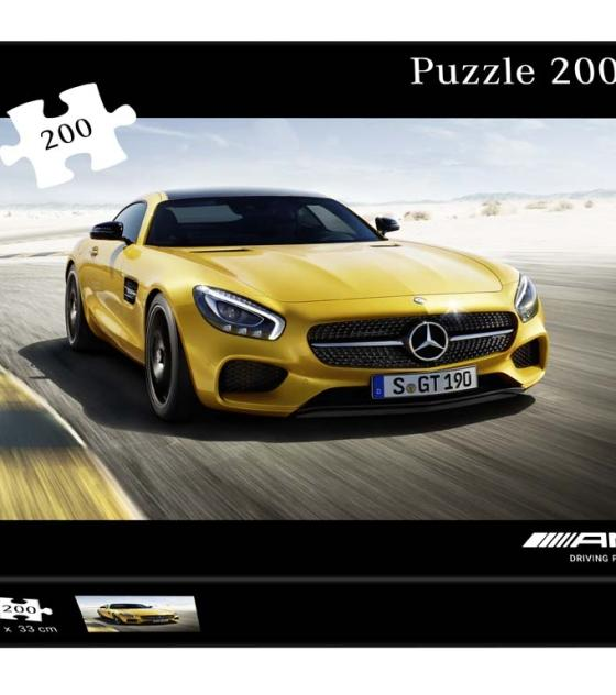 Puzzle AMG GT